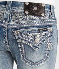 Basics I already own: Buckle Miss Me blingy jeans.