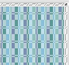 Block Twill Draft Picture | by mary.dargie@snet.net