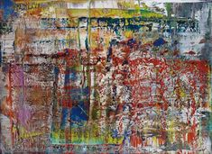 Gerhard Richter Abstraktes Bild numbered facsimile edition for sale at ARTEDIO. Buy Gerhard Richter artworks and prints easily and safely online now. Abstract Expressionism, Abstract Art, Abstract Paintings, Art Paintings, Gerhard Richter Painting, Modern Art, Contemporary Art, European Paintings, Canadian Art