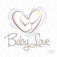 Baby Love Obstetric Care logo by NancyCarterDesign