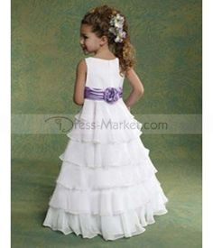Liking this one a lot for flower girl