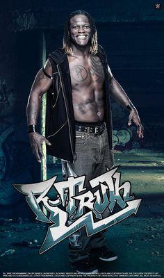 WWE R-Truth 2016 Poster by edaba7.deviantart.com on @DeviantArt