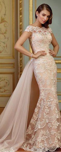 33 Most Glamorous Wedding Dresses for 2017