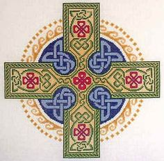 Celtic Cross Stitch And Crafts Messages                                                                                                                                                      More
