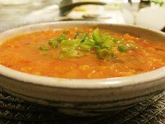 Marockansk linssoppa