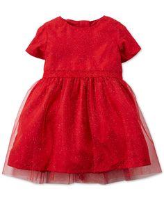 Carter's Baby Girls' Red Tulle Dress