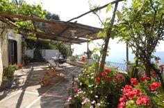 Tower Apartments - luxury rental in Positano, Amalfi Coas