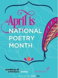22 Best National Poetry Month — Poster Gallery images | National ...