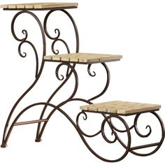 You'll love the Ogden Multi-Tiered Plant Stand at Wayfair - Great Deals on all Furniture  products with Free Shipping on most stuff, even the big stuff.