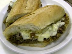 Cheesesteak Recipe : Robert Irvine : Food Network - FoodNetwork.com