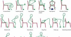 Nokomis Lane: Yoga Silla * Chair Yoga