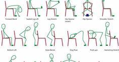 Nokomis Lane: Yoga Silla * Chair Yoga