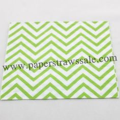Green Chevron Printed Paper Napkins http://www.paperstrawssale.com/green-chevron-printed-paper-napkins-300pcs-p-781.html