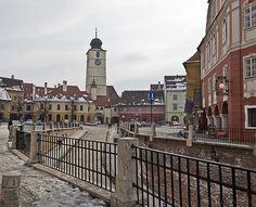 Sibiu, Romania Sibiu Romania, San Francisco Ferry, Building, Travel, Viajes, Buildings, Destinations, Traveling, Trips