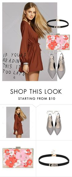 """""""pumps"""" by masayuki4499 ❤ liked on Polyvore featuring New Look"""