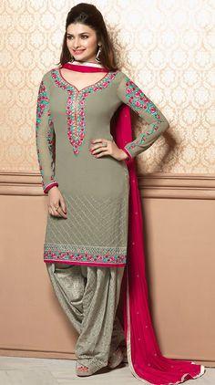 Price :- INR 1935  Design No. : Sb-3466-2138  Product Page :- http://www.unnatiexports.com/design/closeup/women-party-wear-suits-a-911-b-8.html