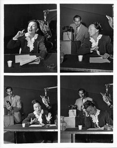 """SIXTH WRONG NUMBER - Inaugurating the 11th season of CBS Radio's famous """"Suspense"""" series Monday, Sept. 15, Agnes Moorehead portrays, for the sixth time, ..."""