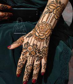 Itzz me collection Henna Flower Designs, Modern Henna Designs, Full Hand Mehndi Designs, Mehndi Designs 2018, Mehndi Designs For Girls, Mehndi Design Pictures, Wedding Mehndi Designs, Mehndi Designs For Fingers, Beautiful Henna Designs