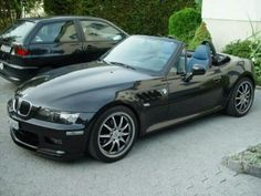 facelifted bmw z3