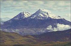 Volcanes Iliniza, Ecuador