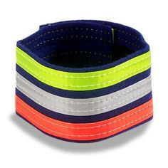 This tri-color ankle band provides high visibility for safer night time running, biking and jogging. Cute Athletic Outfits, Cute Gym Outfits, Athletic Wear, Affordable Workout Clothes, Sexy Workout Clothes, Workout Clothing, Fitness Clothing, Workout Wear, Workout Tanks