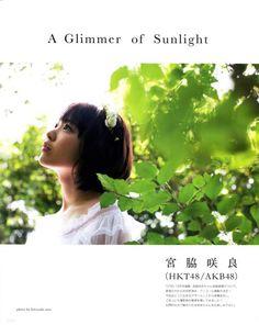 Miyazawa Sae @ UTB+ | AKB48 Daily