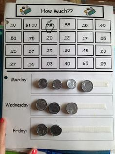 money and time activity