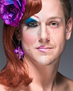 Leland Bobbé a voulu montrer le contraste entre l'artifice et le naturel de ces hommes pas comme les autres. Il explique que... http://www.youngandstyle.fr/des-portraits-drag-queens-avec-et-sans-maquillage-778#sthash.EPGc37yU.dpuf