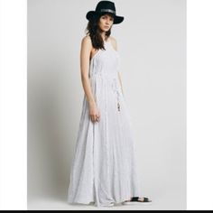 Free People End of Surf School Dress Like New. No flaws Free People Dresses Maxi