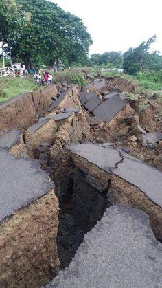 Ecuador Earthquake 04.2016