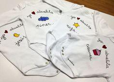 Marilina RegalayRegálate: Bodys pintados a mano con diseño exclusivo para un bebé que viene de camino
