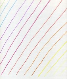 Equally-spaced Diagonal Lines