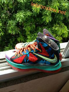 lebron x mvp # site full of lebron james shoes for half off
