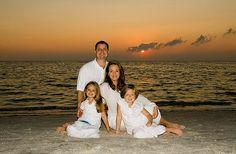 family beach pics - Google Search