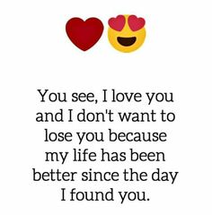 Yes it has, I love you sooooo much!!! You are my everything and you always will be