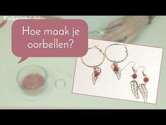 In deze #video #filmpje wordt uitgelegd hoe je #oorbellen kunt maken!