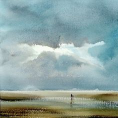 Today I'm finding endless calm and inspiration from these beautiful landscapes and seascapes - Keith Nash seems to capture t...