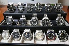 vintage Rolex collection #watches