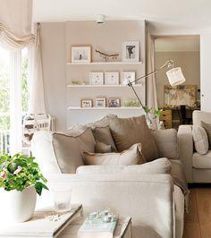 Cómo decorar con cuadros ¡y acertar! · ElMueble.com · Escuela deco