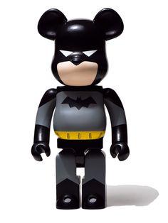 Medicom Batman Bearbrick $105