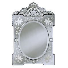 Venetian Wall Mirror - Gemma