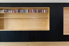 Gallery of Black Line Apartment / Arhitektura d.o.o. - 9