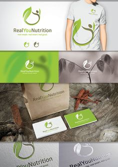 Real you Nutrition Logo on Behance