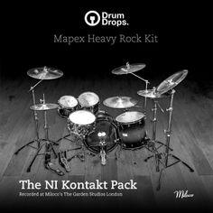 Mapex Heavy Rock Kit - The Kontakt 5 Pack