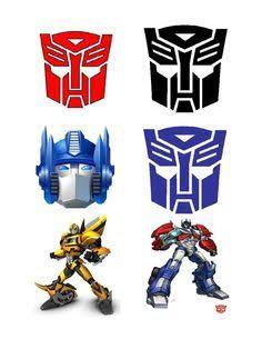 Resultado de imagem para Chibi Transformers Cake