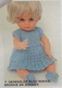 Knitted Baby, Baby Knitting, Number 7, Pop Dolls, Doll Outfits, Afrikaans, No One Loves Me, Vintage Dolls, Doll Patterns