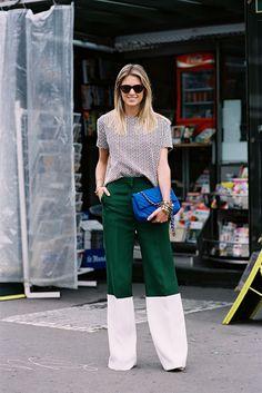 Vanessa Jackman: Paris Couture Fashion Week AW 2013....Helena