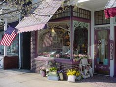 Ocean Grove NJ Beach, love this shop and everything about this picture