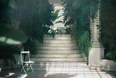 My love for greenhouses, jardin d'Albert Kahn
