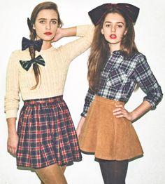 American apparel style